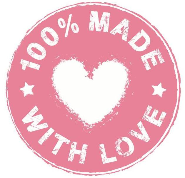 Blog 100% Made with Love