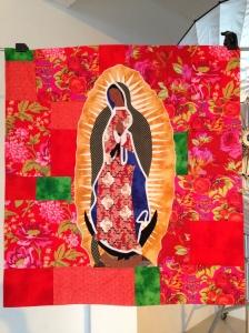 La Virgen de Guadalupe en todo su esplendor!!!!