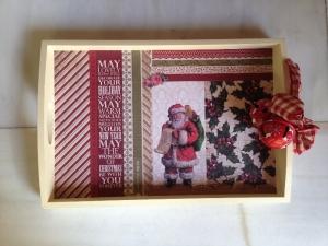 bandeja de navidad!!!!!!!